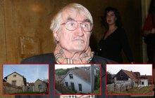 Odhalení po smrti Landovského (†78): Tajil majetek! Domy, pozemky...