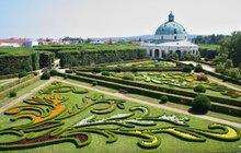 Církev chce Květnou zahradu: Stát ji přitom zrekonstruoval!
