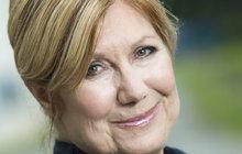Herečka Vlasta Peterková (71) známá například ze seriálů Doktoři z Počátků či Ohnivý kuře ukázala bydlení.