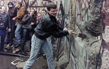 Před 25 lety padla Berlínská zeď: Vyžádala si životy 138 lidí!