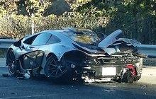 Muž (27) si pořídil McLaren P1 za 22,1 milionu korun: Zničil ho hned první den!