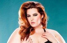Modelka boří stereotypy: Má velikost 52! Její fotogalerie vás dostane!