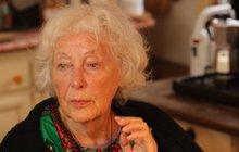 Květa Fialová (85) před infarktem: Zmateně bloudila divadlem a mluvila z cesty!