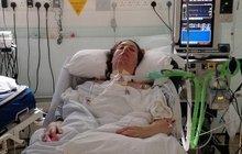 """""""Přišel čas ji odpojit od přístrojů,"""" pronesl lékař nad ženou v kómatu. A pak se stalo něco úžasného!"""