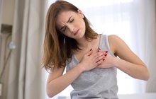 Ženy, pozor na deprese iinfarkty!