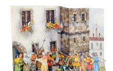 600 let od 1. defenestrace: Konšely z okna vyházeli opilci