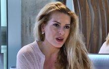 """Nečekané přiznání! Krásná Olga Menzelová o tom, jak """"kradla!"""" Cože?!"""