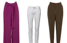 Kalhoty na míru: Najděte si střih, který se nejlépe hodí k vaší postavě