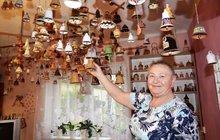 Věra Syrová (69) z Rokycanska se porvala s nádorem prsu: Zvonky jí pomohly porazit rakovinu