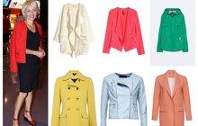 Jaro rovná se nový kabátek či sako: Tipy, jak kouzlit se střihy, aby vám to slušelo
