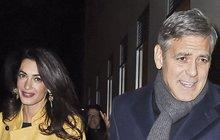 Manželství George a Amal nevydrží: Clooney je prý homosexuál!