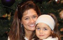 »Vzorná« máma Faltýnová: Dcerku mám podle potřeby!