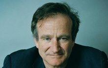 Robin Williams (†63) trpěl paranoidními záchvaty: Šperky si cpal  do fuseklí!