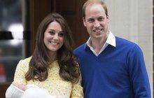 Princezna Charlotte z Cambridge: Je jí pár dní a už je celebrita!