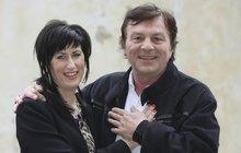 »Princ« Trávníček (64) a jeho Monika (29) po smrti miminka: Další životní zlom!