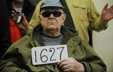 Ukrajinský nacista John Demjanjuk: Spravedlnost není slepá! »Ivan Hrozný« umíral v krutých bolestech...