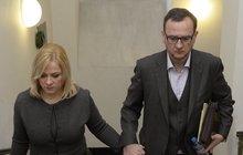 Žalobce včera navrhl trest: Nečasova manželka na 3,5 roku do basy!