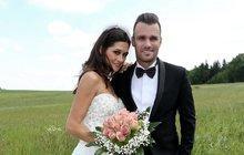Ti nás ale převezli: Mareš se oženil s Faltýnovou!