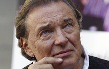 Karel Gott (75): Záhadně hubne! Všechno o jeho zdravotních potížích