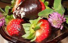 Ponořte jahody do čokolády a pochutnejte si na dobrotě podle Jamy Remkové!