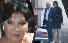 Patrasová tváří v tvář novému objevu jejího muže: Moc to bolí! Je to zlatokopka!