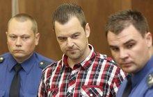 Soud roku s Petrem K.: Zbabělý egoista s vražednými sklony! Řekla psycholožka...