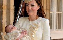 V hlavní roli princeznička Charlotte: Královský křest číslo 2!