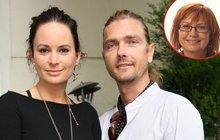 Jitka Čvančarová v šoku: Manžel má jinou!