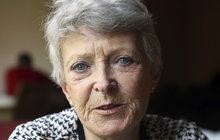 Herečka Jana Štěpánková (84): NALÉHAVÉ VOLÁNÍ Z NEMOCNICE