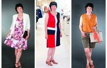 PROMĚNY našich čtenářek: Silvie (55) z Hradce Králové klidně zkusí i jiné barvy!