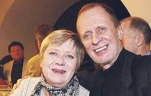 Zemřel herec Pavlata (†71), životní láska Obermaierové: Co jí volal těsně před smrtí!