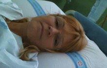 Věra Martinová byla v nemocnici. Zradila ji imunita!