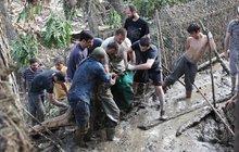 Povodeň v Tbilisi! Děsivé svědectví záchranářů, z něhož běhá mráz po zádech!