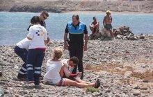 Tragédie na Kanárech: Surf popravil plavkyni!
