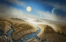 Teleskop objevil »sestru« Země: Co když je na ní život?