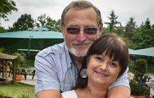 Gábina (50), partnerka Ladislava Freje (73) bojuje s rakovinou prsu, ale rozhodla se: Vezmu si ho na podzim!
