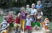 Děsivé! Schizofrenik přichystal své těhotné ženě a šesti dětem krutý konec!