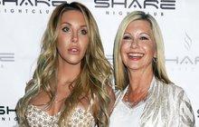 Olivia Newton-John (66) alias Sandy z Pomády: Je možné, aby 66letá máma vypadala líp než 29letá dcera?