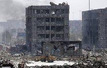 Peklo v Číně vidělo 30 Čechů: Mysleli jsme si, že bouchla atomovka!
