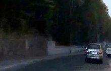 Policejní honička: Šílenec ujížděl v kradeném superbu!