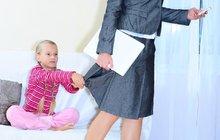 Maminky mají před sebou těžkou volbu: Práce nebo rodina? Jak se vyznat v úvazcích!