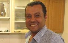 Egypťan hvězdou Prostřeno! Abi Daoud (42): Jsem muslim, Česko respektuji!