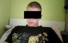 Michal B. (20) neunesl rozchod: Exmilenku znásilnil, jejího bratra přizabil!