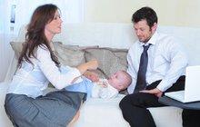 Co trápí naše čtenářky: Manžel chce druhé dítě, ale já se na to už necítím!