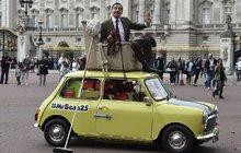 Mr. Bean oslavil 25 let! Rowan Atkinson to opět pěkně rozjel!