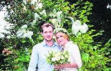 Čerstvě vdaná Vendula Svobodová: Proč se museli tak kvapně vzít?