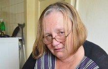 Úředníci slibovali pomoc, nyní seniorku vyhazují z bytu! Zoufalá Ladislava (69): Lehnu si na koleje!
