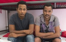 Uprchlíci v Německu: Zavřeli je do koncentráku!