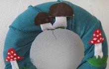 Inspirujte se od Jitky (52) ze Strakonic: Vyrobte si věneček na babí léto!