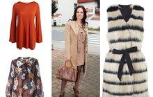 Módní tipy Aha! pro ženy: V čem být IN na podzim? Vracejí se kožešiny, roláky a klobouky!
